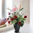 光触媒アートフラワー(造花) グレースカサブランカ