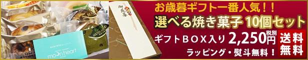 選べる焼き菓子10個セット
