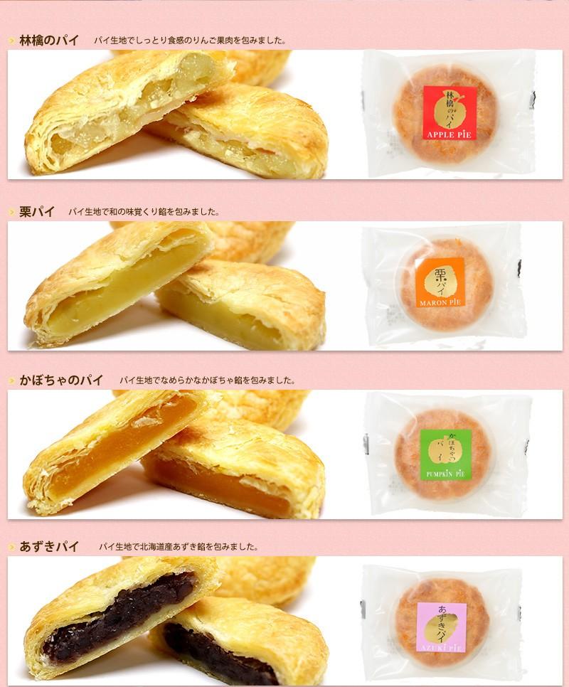 パイの種類