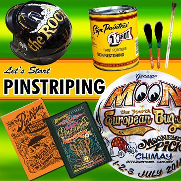 Let's Start Pinstriping