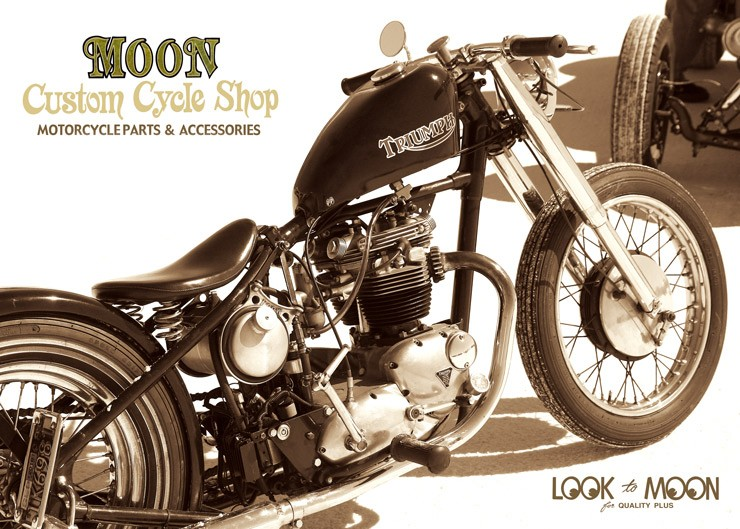 MOON Custom Cycle Shop