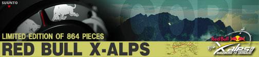 SUUNTO CORE RedBull X-Alps Limited Edition