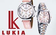 セイコー女性用腕時計ルキア