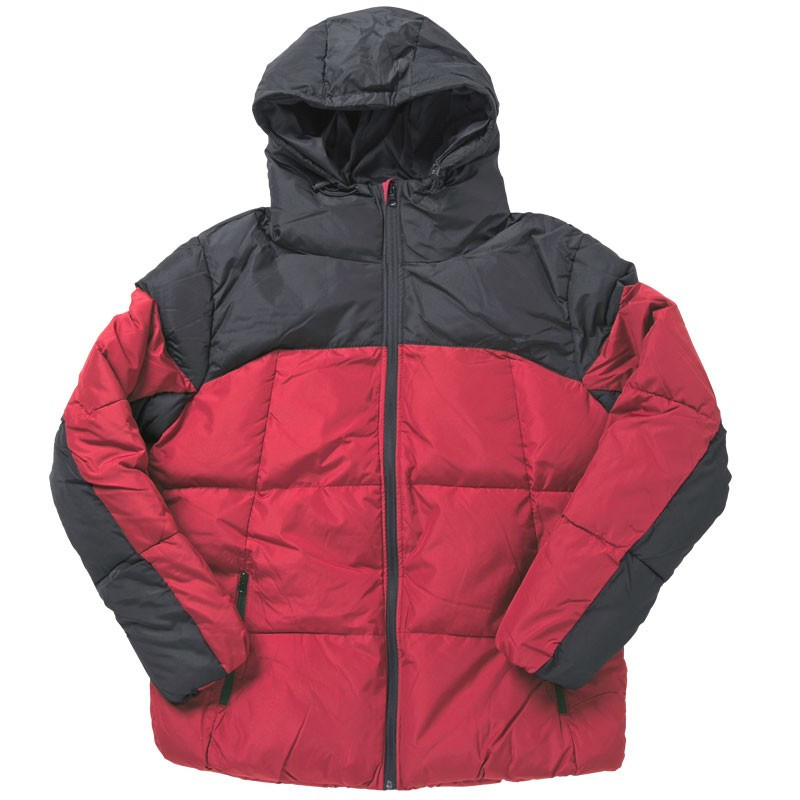 中綿ジャケット メンズ アウター ブルゾン デュスポ 切替 防風 防寒 軽量 ジャンパー フード ハイネック アウトドア 秋冬 中綿コート|mostshop|23