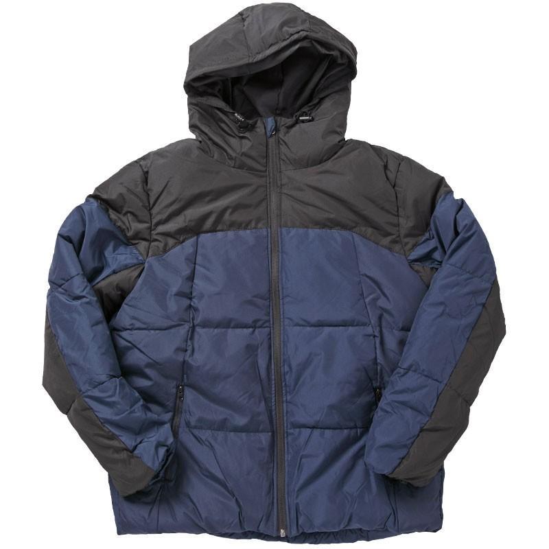 中綿ジャケット メンズ アウター ブルゾン デュスポ 切替 防風 防寒 軽量 ジャンパー フード ハイネック アウトドア 秋冬 中綿コート|mostshop|25
