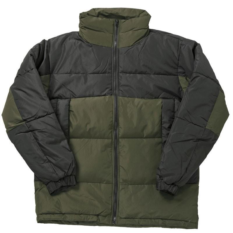 中綿ジャケット メンズ アウター ブルゾン デュスポ 切替 防風 防寒 軽量 ジャンパー フード ハイネック アウトドア 秋冬 中綿コート|mostshop|28