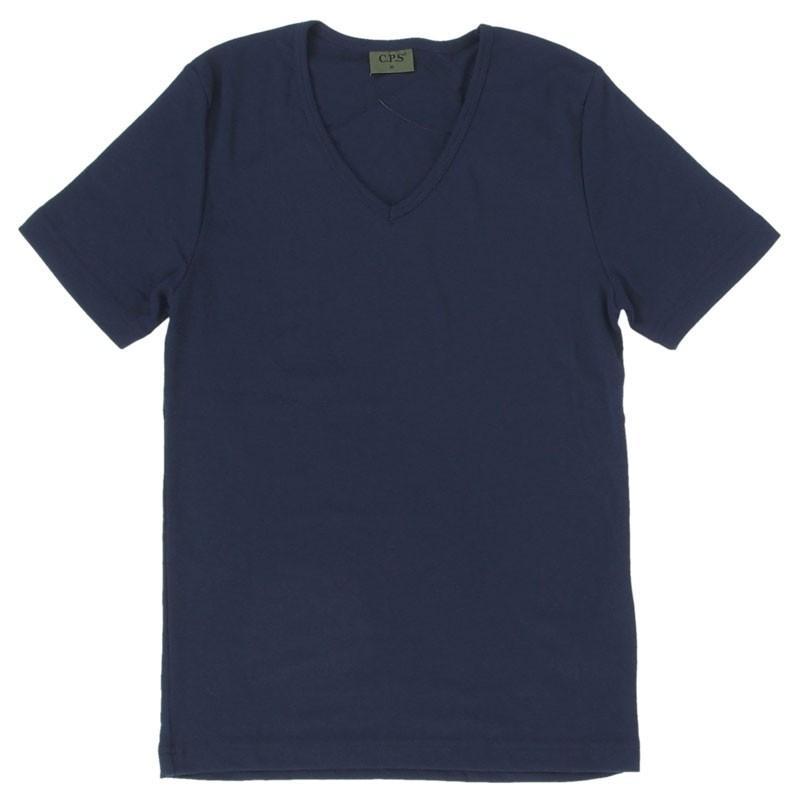Tシャツ メンズ 半袖 無地 カットソー Vネック インナー 7分袖 半袖Tシャツ ストレッチ 伸縮 フライス トップス メンズファッション mostshop 29