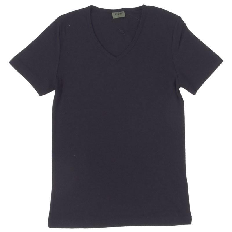 Tシャツ メンズ 半袖 無地 カットソー Vネック インナー 7分袖 半袖Tシャツ ストレッチ 伸縮 フライス トップス メンズファッション mostshop 27