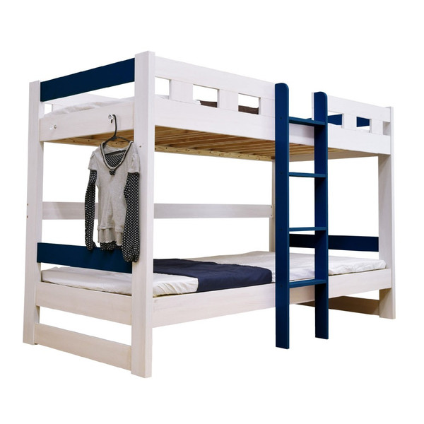 二段ベッド 2段ベッド ロータイプ2段ベッド ローシェンEX2(本体のみ)-ART 木製 ウッド|mote-kagu|15