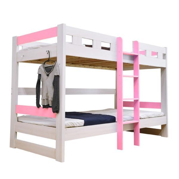 二段ベッド 2段ベッド ロータイプ2段ベッド ローシェンEX2(本体のみ)-ART 木製 ウッド|mote-kagu|16