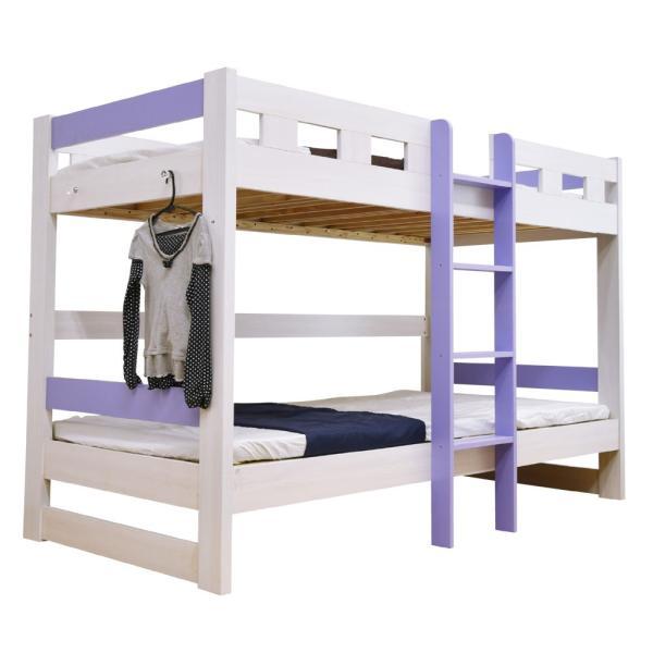 二段ベッド 2段ベッド ロータイプ2段ベッド ローシェンEX2(本体のみ)-ART 木製 ウッド|mote-kagu|12
