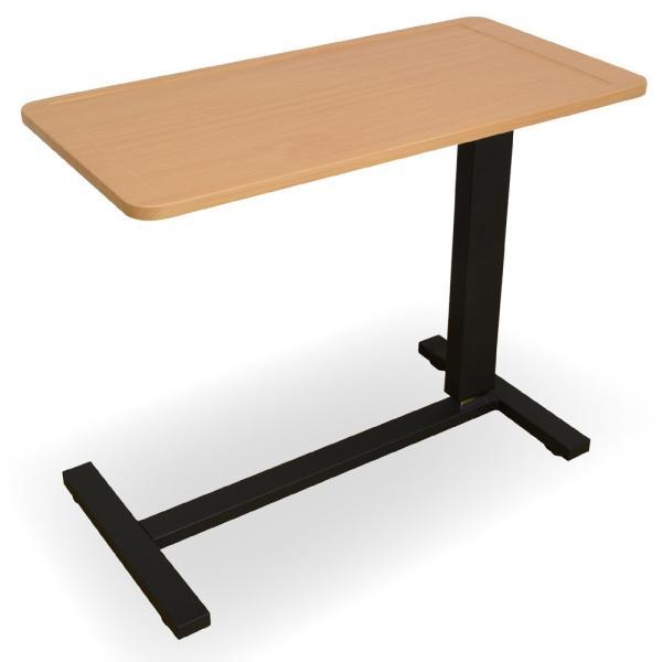 ベッド サイドテーブル ムーブアップ2 -ART オーバーテーブル 介護ベッド 電動ベッド ベッドサイドテーブル 敬老の日 昇降式テーブル 昇降テーブル|mote-kagu|10