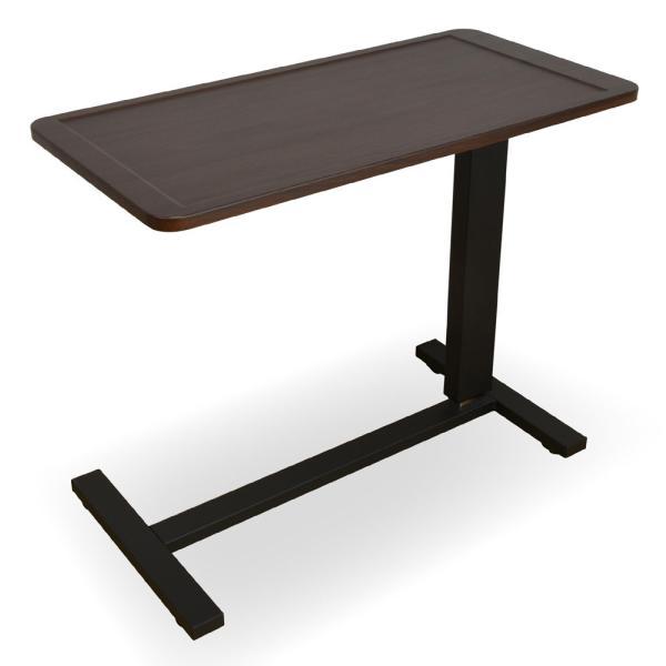 ベッド サイドテーブル ムーブアップ2 -ART オーバーテーブル 介護ベッド 電動ベッド ベッドサイドテーブル 敬老の日 昇降式テーブル 昇降テーブル|mote-kagu|12