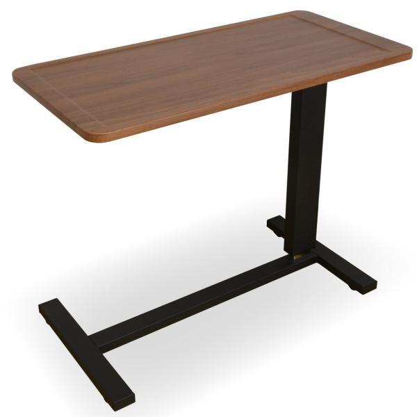 ベッド サイドテーブル ムーブアップ2 -ART オーバーテーブル 介護ベッド 電動ベッド ベッドサイドテーブル 敬老の日 昇降式テーブル 昇降テーブル|mote-kagu|11