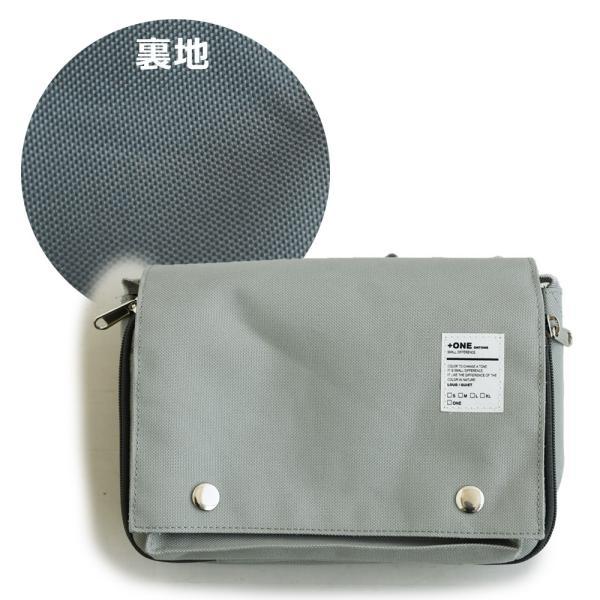 ボディバッグ ショルダーバッグ 財布 ミニ コンパクト 軽量  メンズ レディース 旅行 斜め掛け サコッシュTOneontoNE(予約販売) mr-lunberjack 15
