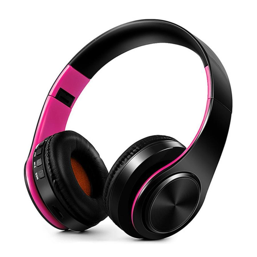 Bluetoothヘッドホン ワイヤレス ヘッドフォン Bluetooth5.0 ヘッドホン 12色 重低音 高音質 折りたたみ式 ケーブル着脱式 日本語説明書 マイク内蔵|mrface|22