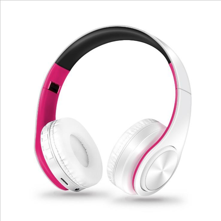 Bluetoothヘッドホン ワイヤレス ヘッドフォン Bluetooth5.0 ヘッドホン 12色 重低音 高音質 折りたたみ式 ケーブル着脱式 日本語説明書 マイク内蔵|mrface|21