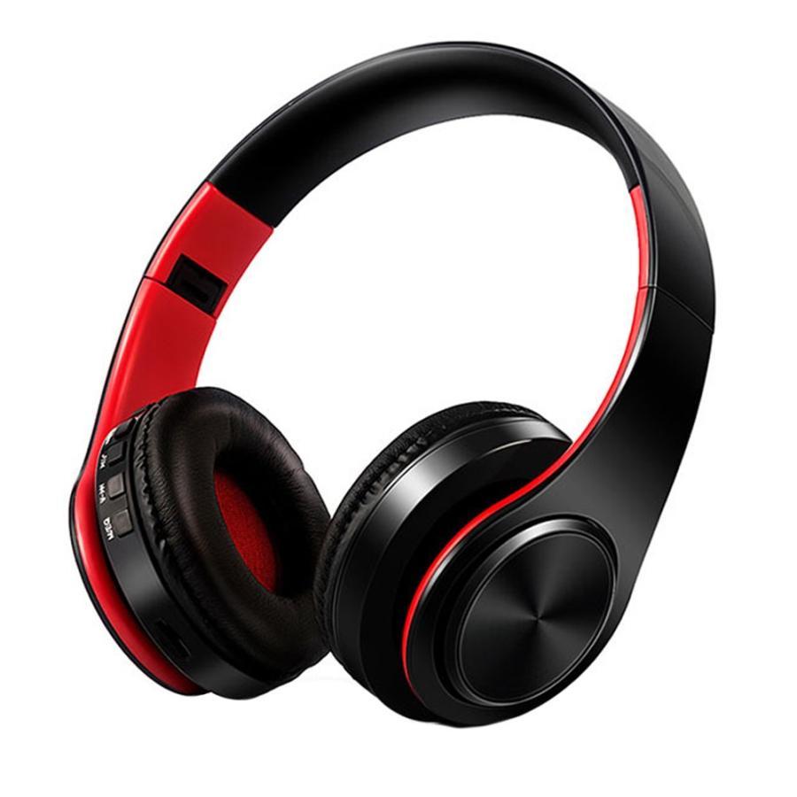 Bluetoothヘッドホン ワイヤレス ヘッドフォン Bluetooth5.0 ヘッドホン 12色 重低音 高音質 折りたたみ式 ケーブル着脱式 日本語説明書 マイク内蔵|mrface|13