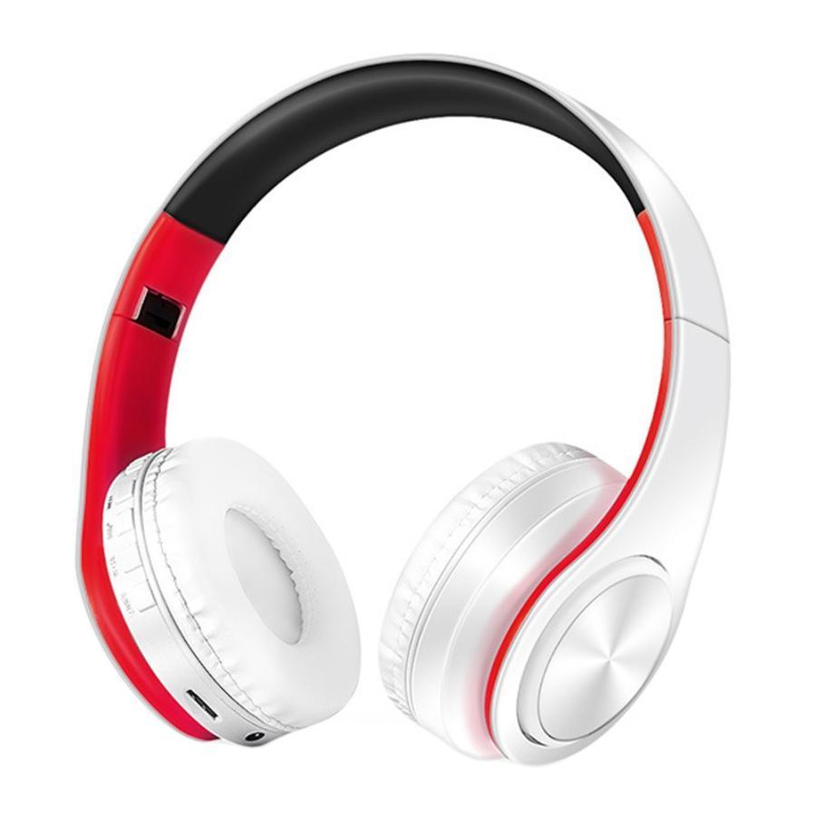 Bluetoothヘッドホン ワイヤレス ヘッドフォン Bluetooth5.0 ヘッドホン 12色 重低音 高音質 折りたたみ式 ケーブル着脱式 日本語説明書 マイク内蔵|mrface|14