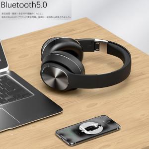 密閉型 Bluetoothヘッドホン ワイヤレス ヘッドホン 高音質 折りたたみ式 ケーブル着脱式 マイク内蔵 収納袋付き 日本語説明書 mrface 15