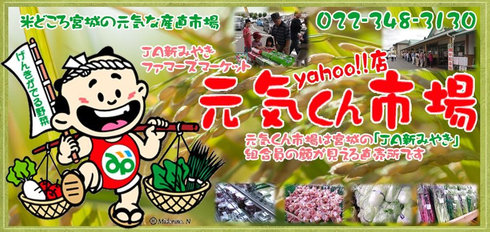 元気くん市場Yahoo店がオープン!