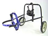 犬用車椅子・青