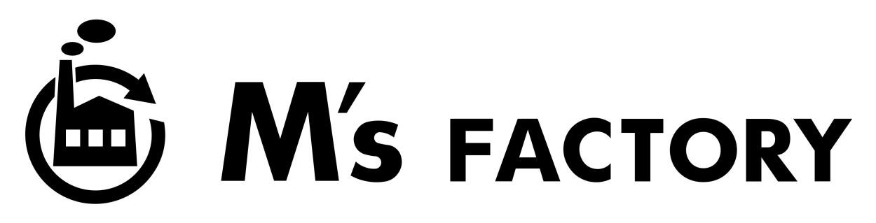 M's FACTORY Yahoo!店 ロゴ