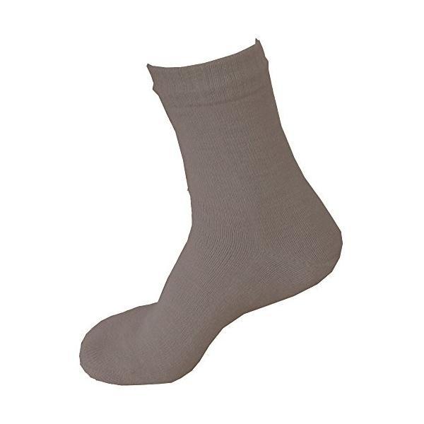 かかと ソックス 靴下 暖かい つるつる 保湿 遠赤 レディーズ 保湿 冷え取り 角質ケア 日本製 カカトクリニック 全11色 送料無料 ポスト投函 (300001)(ms) msstore-1147 19