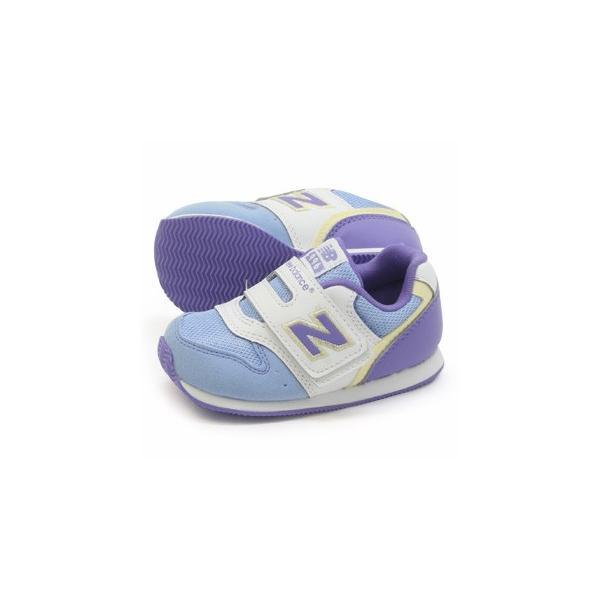 ニューバランス ベビー キッズ スニーカー new balance FS996 NB パープル パステルカラー 春色 紫 子供用 靴 ファーストシューズ PLI 12-14cm|mstage|03
