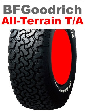 BFGoodrich All-Terrain T/A KO