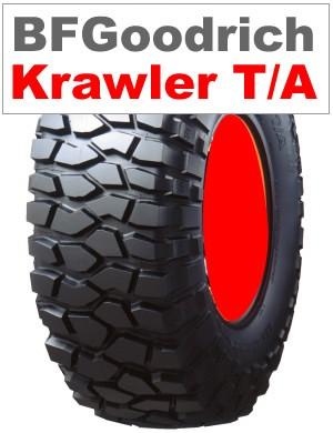 BFGoodrich Krawler T/A