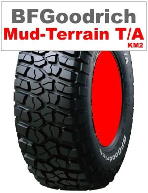 BFGoodrich Mud-Terrain T/A KM2
