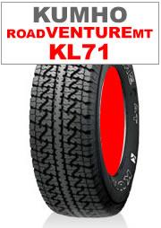 KUMHO ROADVENTURE MT KL37