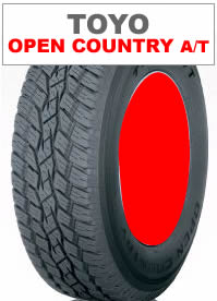 TOYO OPENCOUNTRY AT