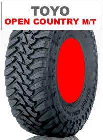 TOYO OPENCOUNTRY MT