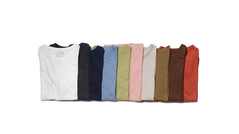 【ゴーヘンプ】【GOHEMP】WOMacAN BASIC S/SL TEEウーマン ベーシックTシャツ