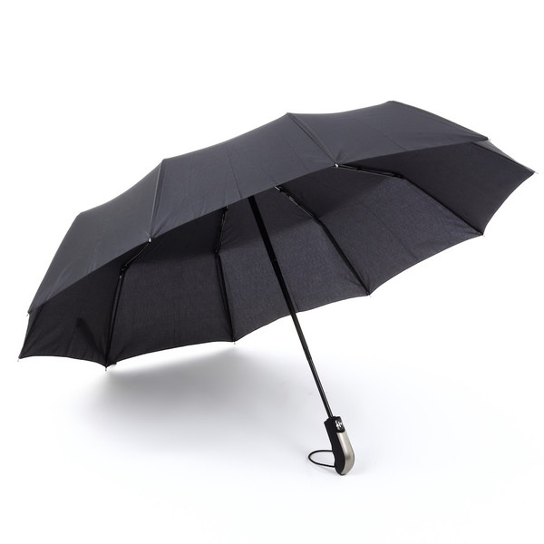 折りたたみ傘 傘 耐風 晴雨兼用 日傘 折りたたみ ワンタッチ自動開閉 撥水加工 高強度グラスファイバー 頑丈な10本骨 118cm 収納ポーチ付|mujina|16