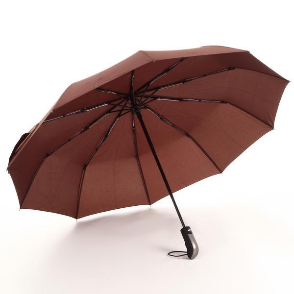 折りたたみ傘 傘 耐風 晴雨兼用 日傘 折りたたみ ワンタッチ自動開閉 撥水加工 高強度グラスファイバー 頑丈な10本骨 118cm 収納ポーチ付|mujina|17
