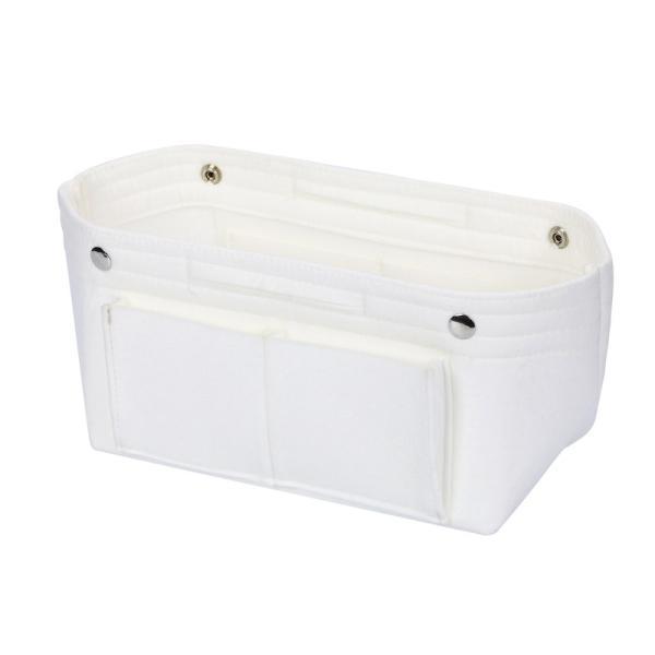 バッグインバッグ フェルト収納バッグ インナーバッグ 整理軽量|mujina|22