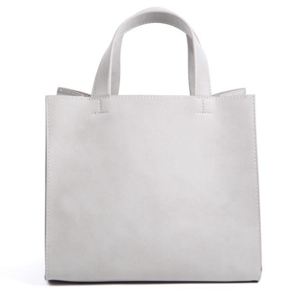 トートバッグ レディース 小さめ スクエア 大容量 可愛い 人気 おしゃれ bag|mura|18