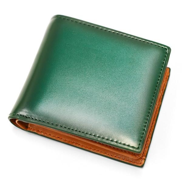 財布 メンズ 二つ折り 本革 薄い ボックス型 小銭入れ ブランド 二つ折り財布|mura|26