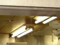 蛍光灯 防虫対策