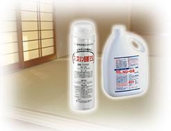 和室やタタミに湧くダニ、シミ、シバンムシなどの害虫駆除用殺虫剤