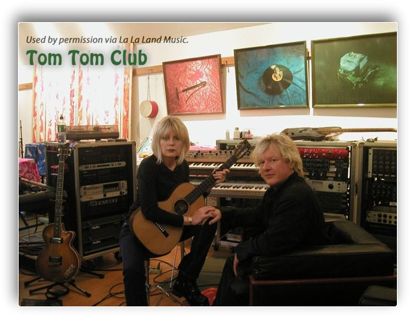 Tom Tom Club - In a Bootleg Style Part One DVD