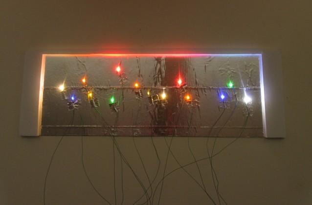 LEDの点灯チェック