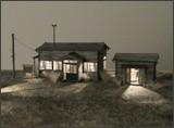 模型作品「文明の砦」