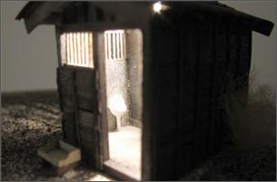 造形模型作品「文明の砦4」