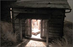 造形模型作品「文明の砦5」
