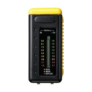 送料無料!コンパクトデジタル電池残量チェッカー:CHE-BT1代拍 ...
