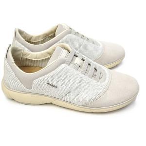 ジェオックス 靴 スニーカー レディース D621EC ウォーキングシューズ スリッポン コンフォート レザー 蒸れない|マイスキップ